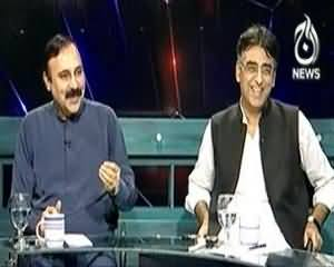 Aaj with Reham Khan (PM Ke Dora e America k Bad Meeran Shah Main Pehla Drone Hamla) - 31st October 2013