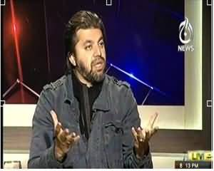 Aaj with Reham Khan (Who is Responsible For the Deaths in Thar?) – 10th March 2014