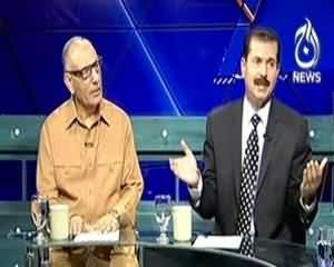 Aaj with Reham Khan (Who Will Be Next Army Chief of Pakistan??) - 3rd October 2013