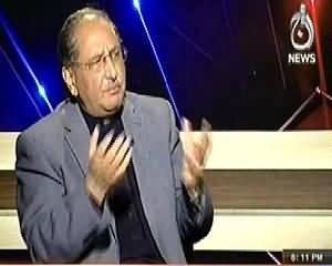 Aaj with Reham Khan (Will Taliban Do Ceasefire?) – 19th February 2014