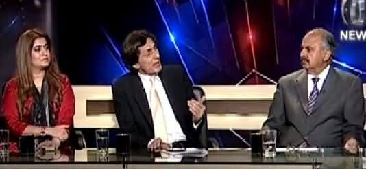 Aaj With Saadia Afzaal (51 Projects Signed By Chinese President) – 21st April 2015
