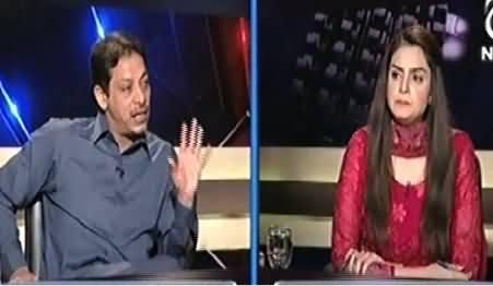 Aaj With Saadia Afzaal (Faisal Raza Abidi Exclusive Interview) – 27th December 2014