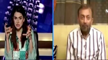Aaj With Saadia Afzaal (Farooq Sattar Exclusive Interview) – 28th April 2015