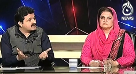 Aaj With Saadia Afzaal (How To Rehabilitate IDPs) – 13th December 2014
