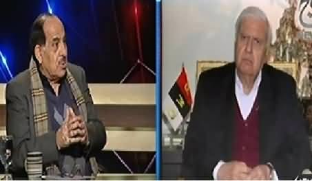 Aaj With Saadia Afzaal (It is the Time to Do Something) – 19th December 2014