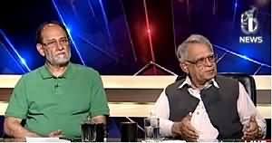 Aaj With Saadia Afzaal (Kal NA-246 By Election Hoga) – 22nd April 2015