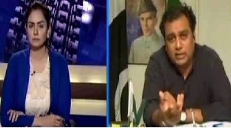 Aaj With Saadia Afzaal (MQM's Reservations on Operation) – 24th March 2015