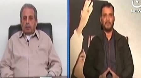 Aaj With Saadia Afzaal (Now it Is Time of Action) - 25th December 2014
