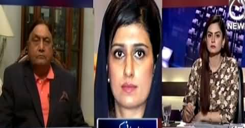 Aaj With Saadia Afzaal (Pakistan Should Not Indulge in Yemen War - Imran) – 30th March 2015