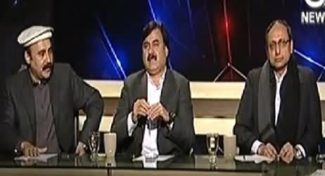 Aaj With Saadia Afzaal (Political Govt Or U Turn?) - 3rd February 2015