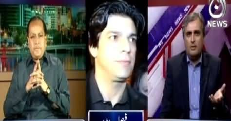 Aaj With Saadia Afzaal (Weapons Recovered From 90, Do Not Match) – 15th April 2015