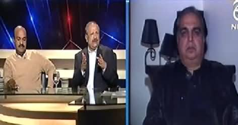 Aaj With Saadia Afzaal (What is PTI Going to Do in Karachi?) – 11th December 2014