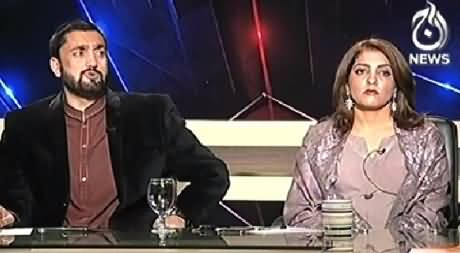 Aaj With Saadia Afzaal (What is the Purpose of These Jalsas?) – 23rd November 2014