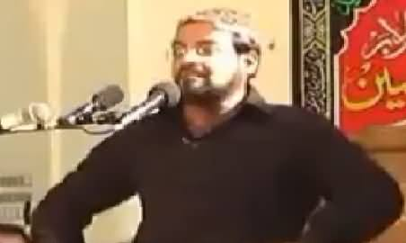 Aamir Liaquat Ki Sahaba Karaam (R.A) Ki Shaan Mein Gustakhi Ki Video