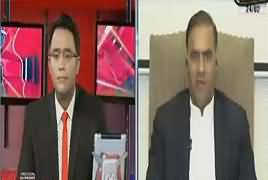 Aamne Saamne (Abid Sher Ali Exclusive Interview) – 24th February 2018