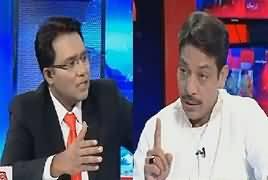 Aamne Saamne (Faisal Raza Abidi Exclusive Interview) – 29th April 2017