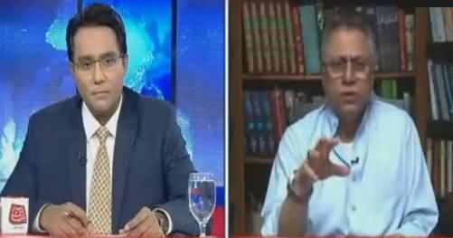 Aamne Saamne (Hassan Nisar Exclusive Interview) – 22nd July 2017