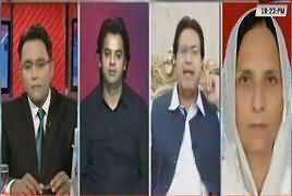 Aamne Saamne (Nadeem Afzal Chan Joins PTI) – 20th April 2018