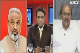 Aamne Saamne (Who Will Be CM Sindh) – 11th August 2018