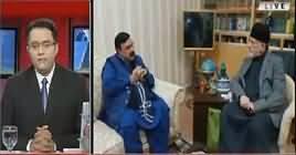 Aamne Saamne (Zardari Took Revenge From PMLN) – 7th September 2018