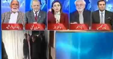 Aap Har Waqt Imran Khan Ke Gaane Gaate Rehte Hain - Haroon Rasheed To Khawar Ghumman
