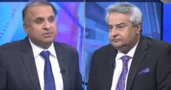 Aap kay Muqabil (Karachi Condition, President House Story) - 30th July 2019