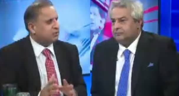 Aap Kay Muqabil (Ministers Fight in Federal Cabinet Meeting) – 4th July 2019