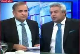 Aap Kay Muqabil (Serious Clash Between Murad Saeed & Ahsan Iqbal) – 25th June 2019