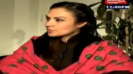 Aap Ko Hamari Koi Cheez Achi Nahi Lagti - Marvi Memon Gets Hyper on Anchor