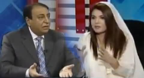 Aap Ne Helicopter Se Sarak Dekhi, Meine Chal Kar Dekhi - Reham Khan Grilled Rana Afzal on CPEC