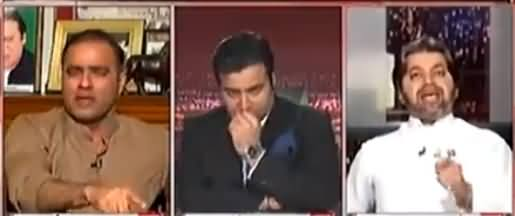 Aap Pakistan Ke Dushman Hain - Fight Between Abid Sher Ali & Ali Muhammad Khan
