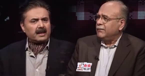 AAP SPECIAL (Discussion With Aftab Iqbal & Najam Sethi) - 18th November 2018