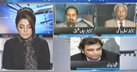 Aap To Gaali Bakte Hain - Clash Between Nehal Hashmi & Ali Zaidi