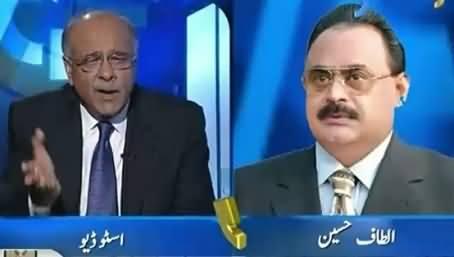 Aapas ki Baat (Altaf Hussain Exclusive Interview) – 15th August 2015