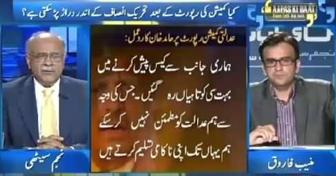 Aapas ki Baat (Differences in PTI After JC Report?) – 26th July 2015