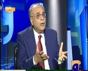 Aapas Ki Baat (Exclusive Interview Najam Sethi!! ) - 15th September 2013