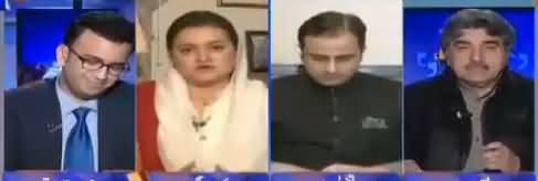 Aapas Ki Baat (Imran Khan Aur Zardari Aik Sath) - 16th January 2018