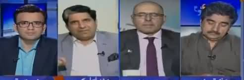Aapas Ki Baat (Imran Khan's Big Step) - 18th April 2018