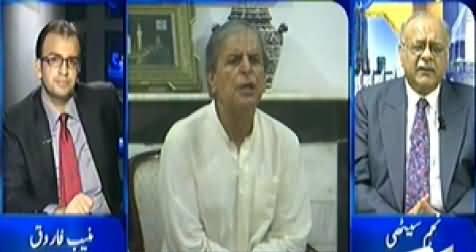 Aapas ki Baat (Javed Hashmi's New Revelations About PTI) – 4th October 2014