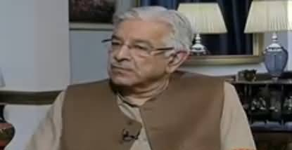 Aapas Ki Baat (Khawaja Asif Exclusive Interview) - 7th May 2018