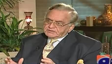 Aapas ki Baat (Khursheed Mehmood Qasoori Exclusive Interview) – 28th August 2015