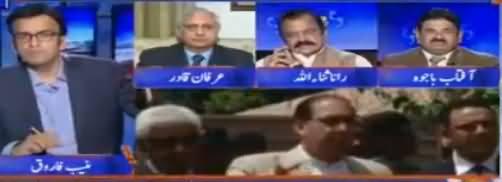 Aapas Ki Baat (Kia Hassan, Hussain Per Pakistani Qanoon Apply Nahi Hota?) - 9th October 2017
