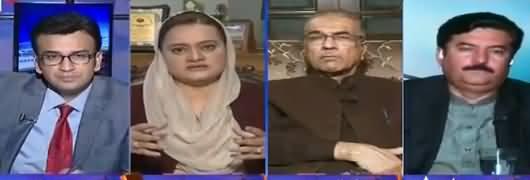 Aapas Ki Baat (Nawaz Shairf Ka Siasi Mustaqbil) - 14th February 2018