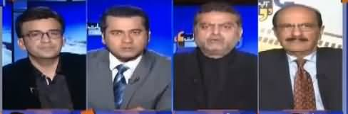 Aapas Ki Baat (Nawaz Sharif Ki Adlia Per Tanqeed) - 19th December 2017
