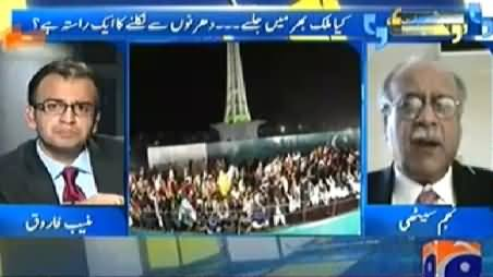 Aapas ki Baat (PTI's Countrywide Jalsa, What is Purpose?) – 28th September 2014