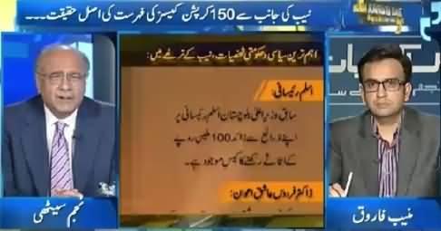 Aapas ki Baat (Reality of NAB's 150 Corruption Cases) – 12th July 2015