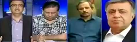 Aapas Ki Baat (Shahid Khaqan Abbasi Disqualified) - 27th June 2018