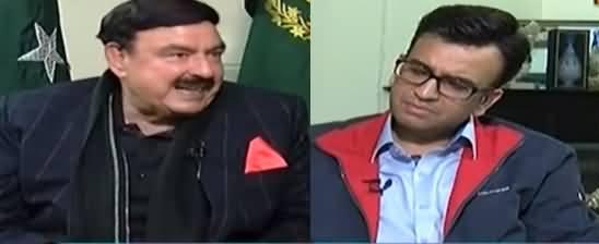 Aapas Ki Baat (Sheikh Rasheed Exclusive Interview) - 21st December 2020