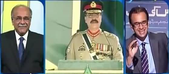 Aapas ki Baat (Zardari's Statement: What Army Is Thinking?) – 19th June 2015