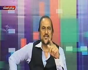 Ab Kiya Hoga (Dr. Babar Awan Exclusive Interview) – 3rd May 2014